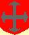 Arms of William de Vescy ?13th C