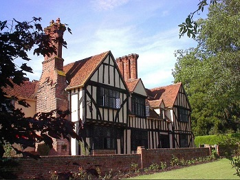Terling Tudor House Essex
