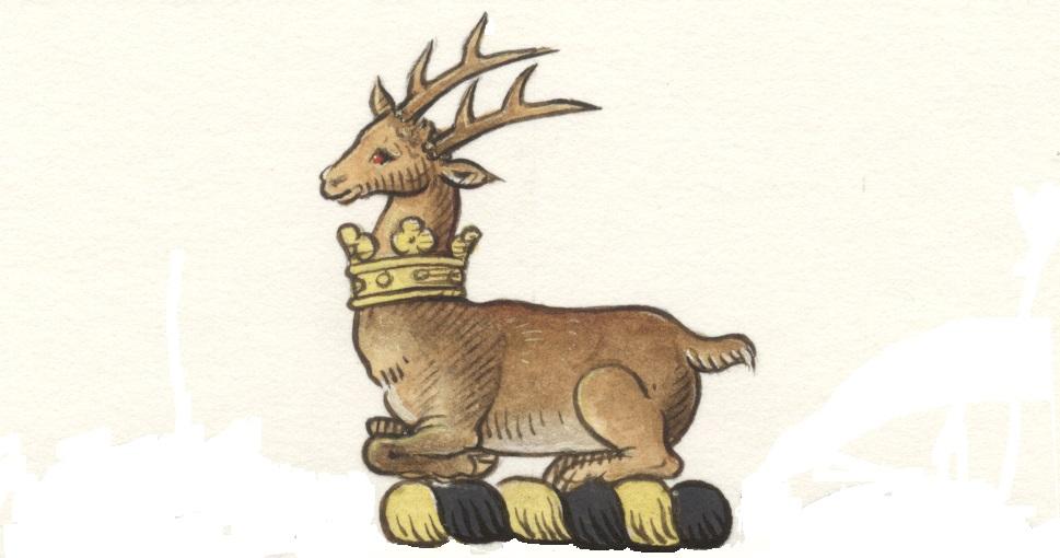 Brokett crest 1598