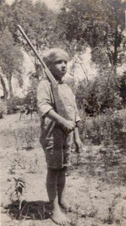 Wendell c 1919 Arizona