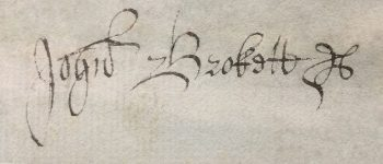 Sir John I signature TNA E117_14_193