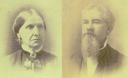 Georgeanna and Edgar Brockett