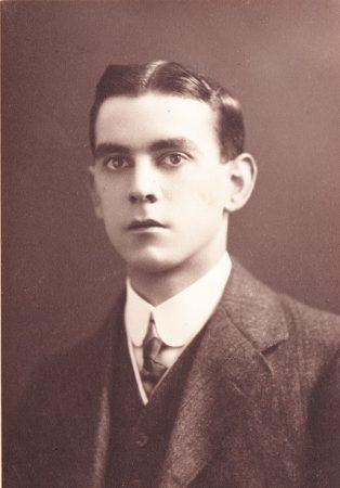 Frank Brockett c 1913