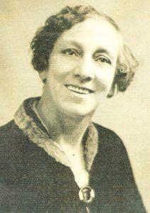 Annie Brockett c 1940