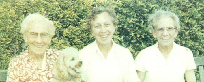 Annie Eileen Nancy Brockett c 1965