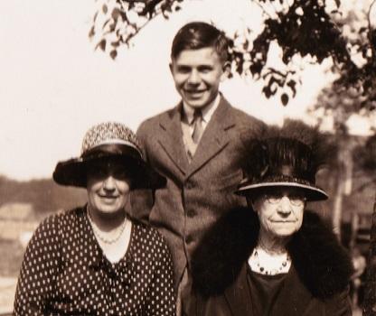 Ellen Brockett c 1930