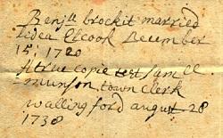 Benja Brockit m 1720