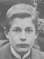 Alf Brockett c 1900