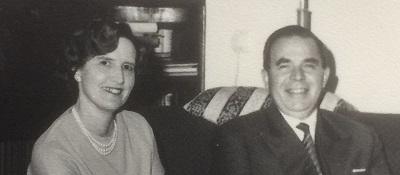 Doreen and Neil Brockett 1963