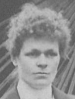 Lilly Brockett c 1900