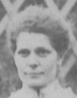 Lizzy Brockett c 1900