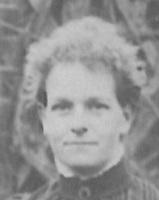 Sally Brockett c 1900
