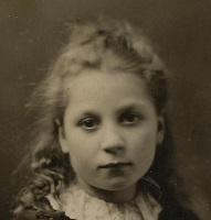 Lilian Brockett c 1905